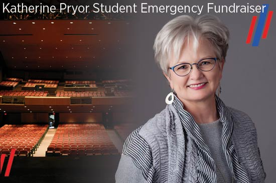 Katherine Pryor Student Emergency Fundraiser